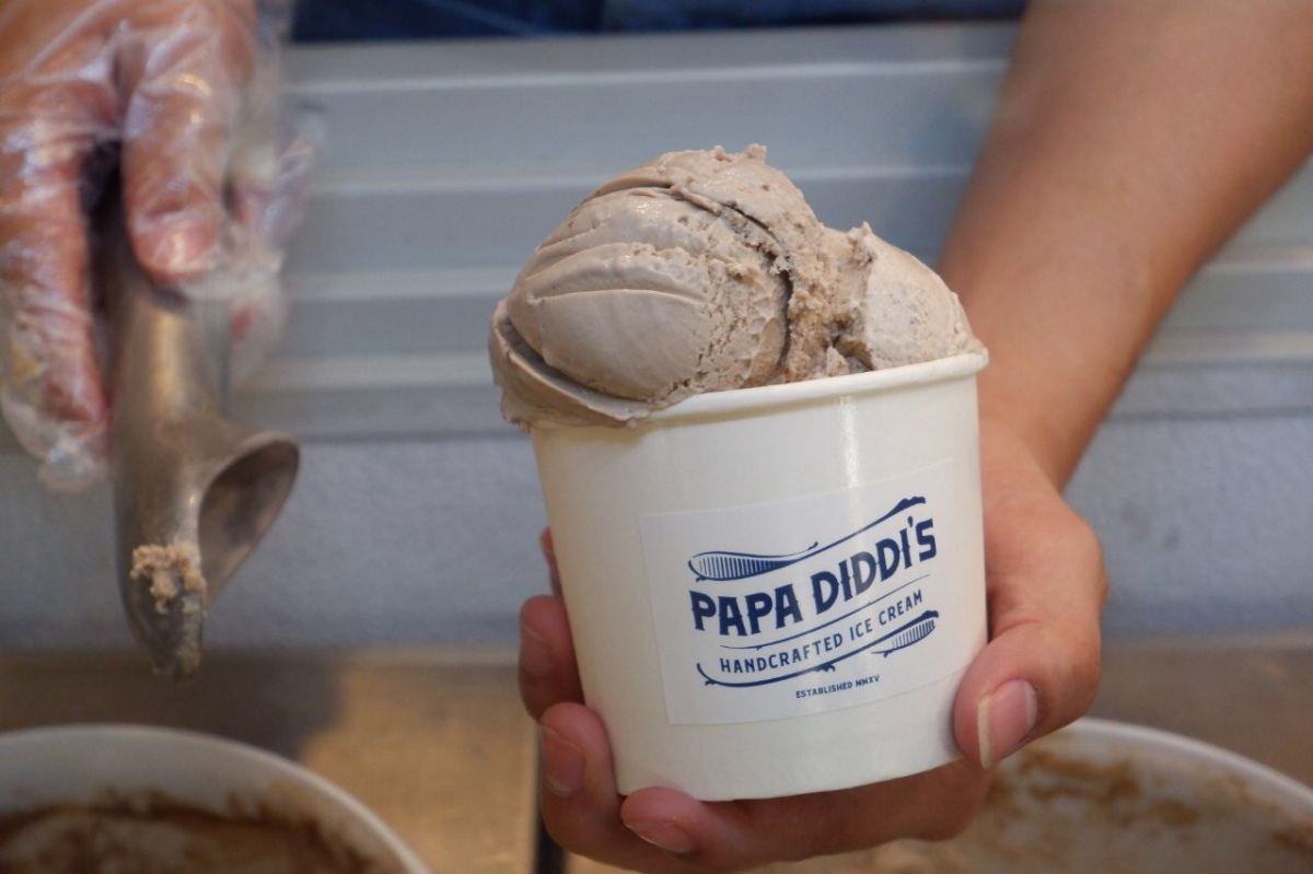 Papa Diddi's celebrates ice cream day with Scoop-All-You-Can