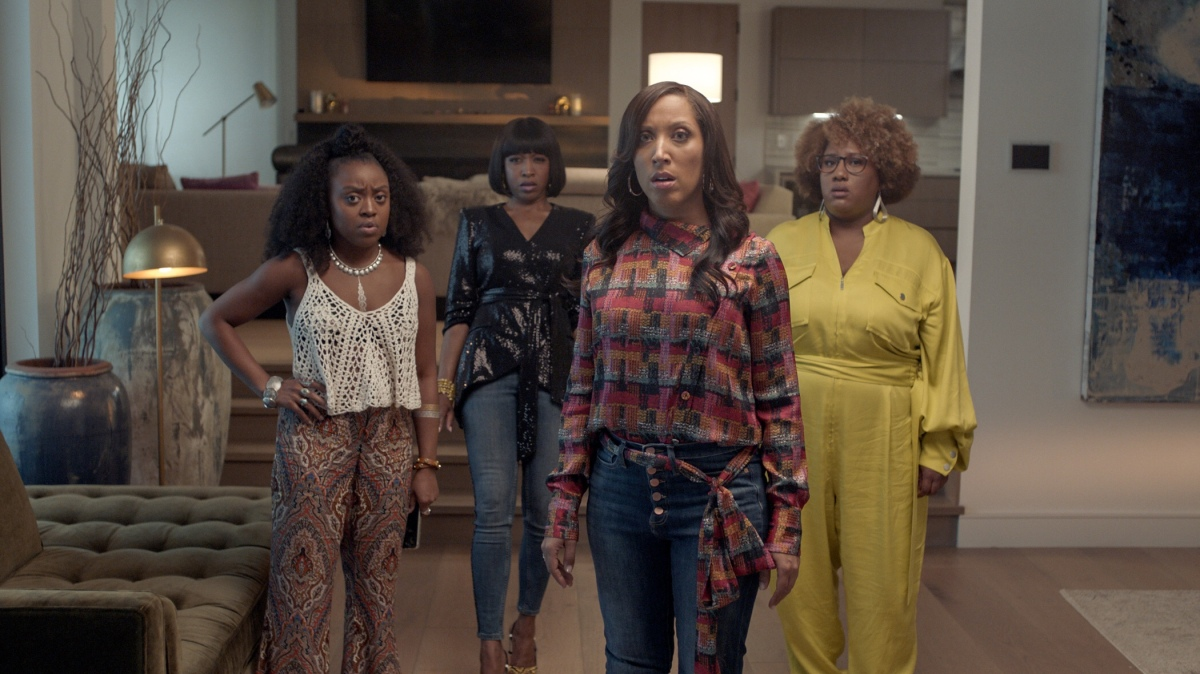 Sketch comedy series A BLACK LADY SKETCH SHOW debuts 3 August, exclusively on HBO GO