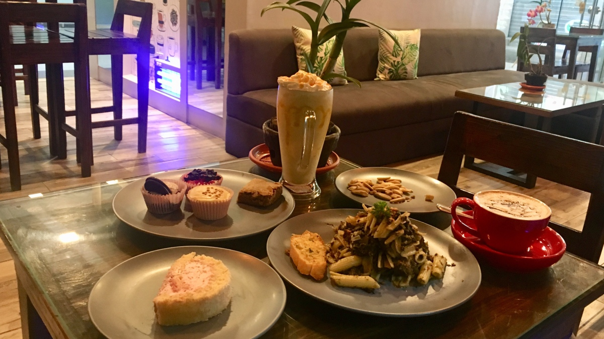 A new dessert haven at Loraine's Coffee and Pastry Shop, SantaLucia