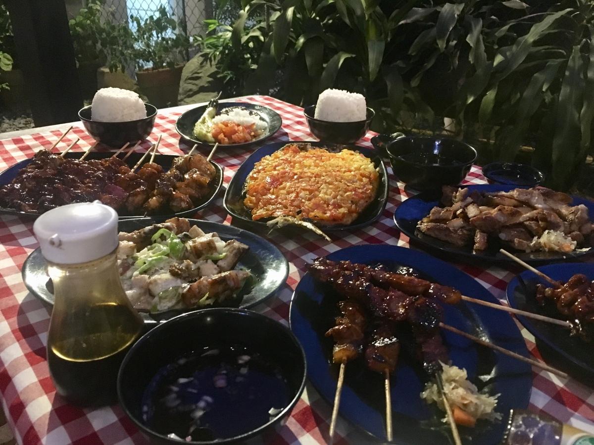 Rediscovering Pinoy Street Food at Mang Ding's,Marikina