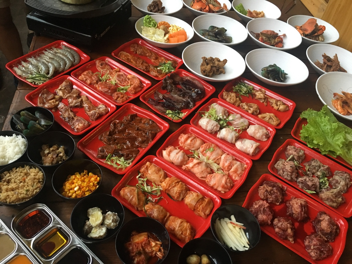 Unli Korean BBQ at YumEaTeh!, Marikina