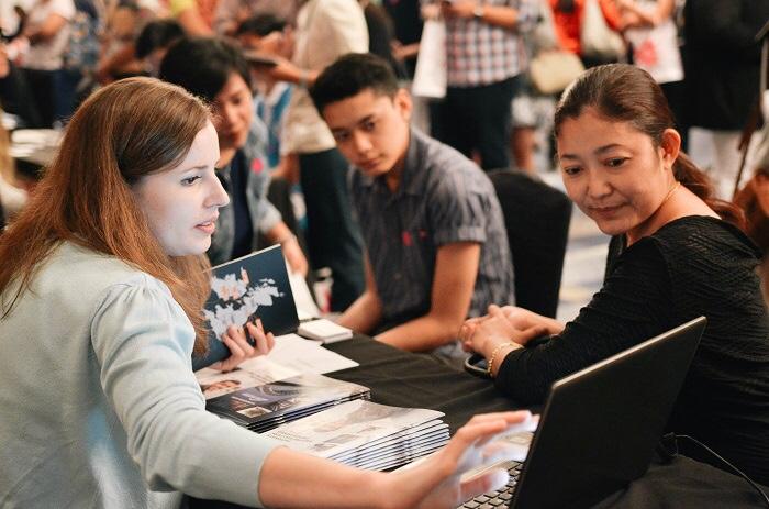 UKEAS Study World Education Fair Returns onOctober