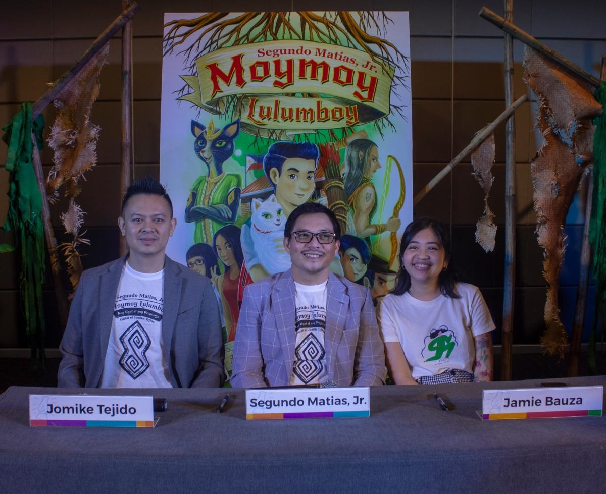 Moymoy Lulumboy 6 and other fantasy titles lead Lampara Publishing's newreleases