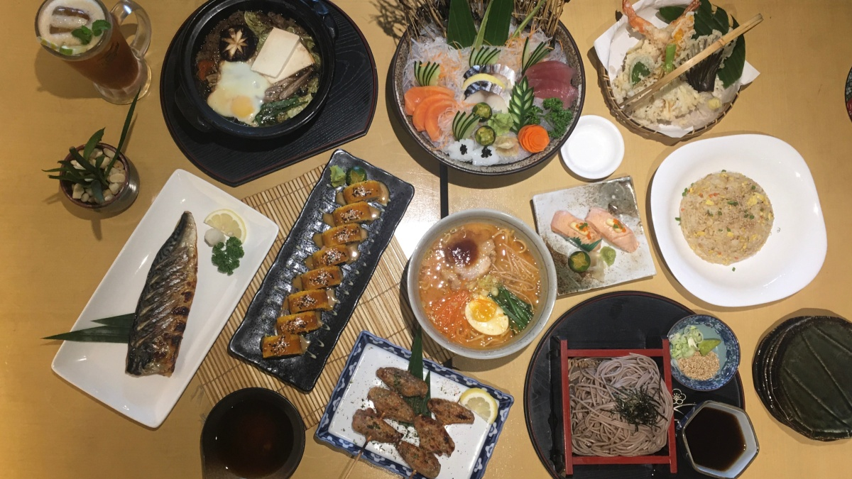 An authentic taste of Japanese cuisine in Cainta: Fukuruo Nihonryori