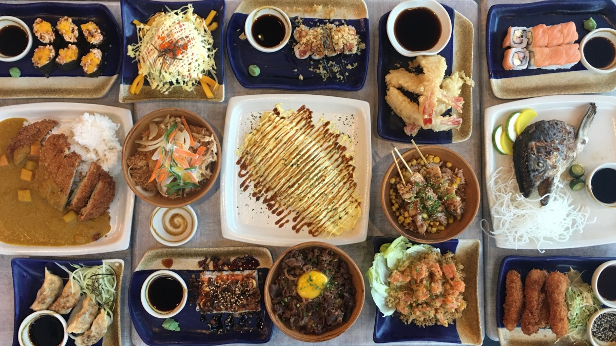 Sate your Japanese food cravings at Hanako, Regis Katipunan