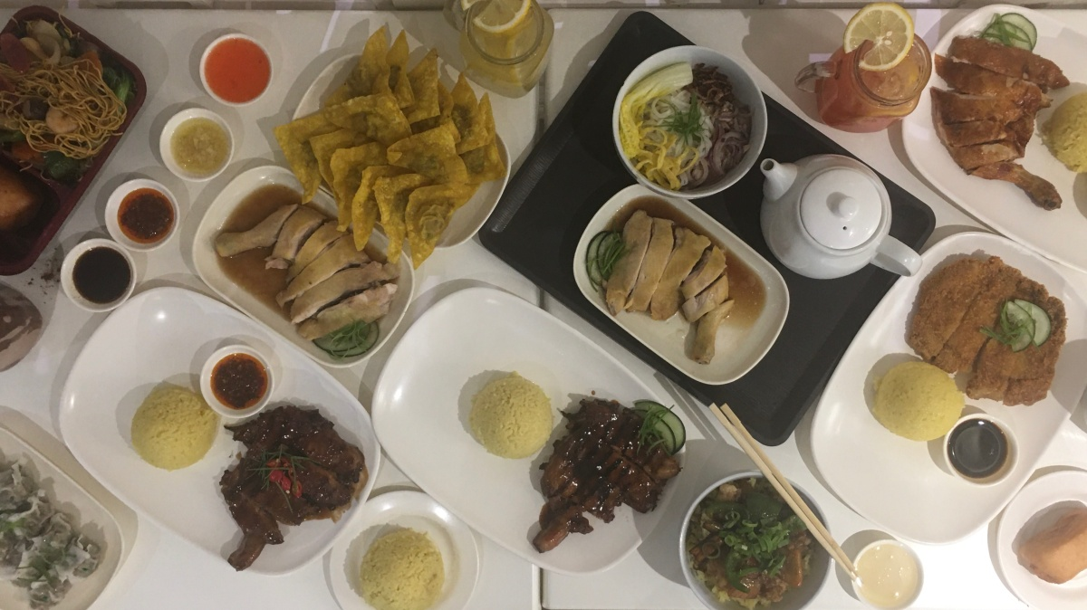Affordable taste of Singapore at Hainanese Delights, Robinsons Galleria