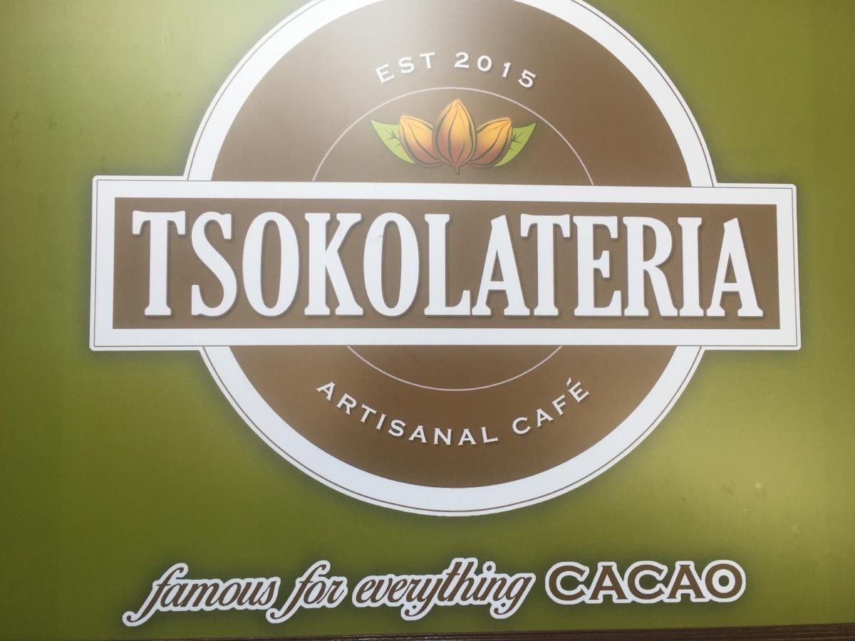 Chocoholics' delight at Tsokolateria, TomasMorato