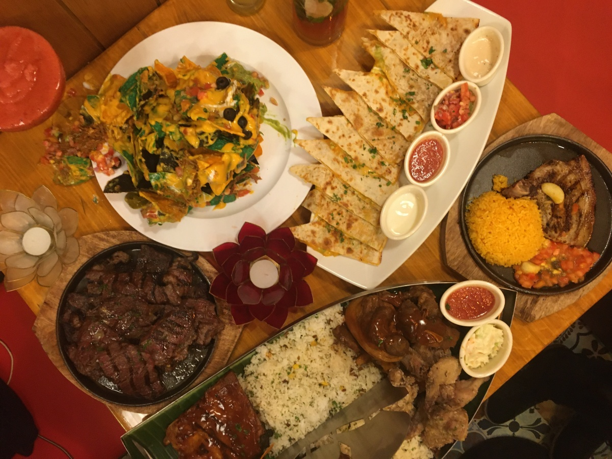 Get your appetites fired up with Tex-Mex eats at Fiery Style, The Rise