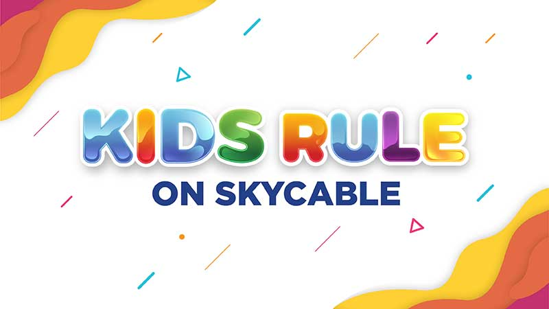 Kids rule on SKYcable