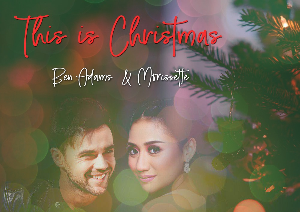 Morissette Joins a1's Ben Adams on new Christmas Anthem