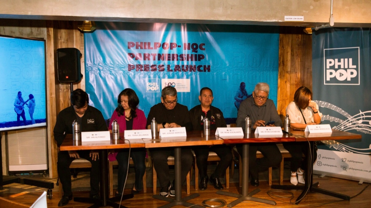 PhilPop partners with NQC on QuincentennialCelebration