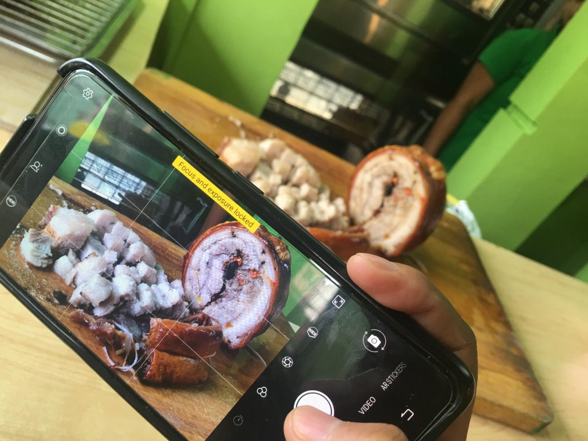 Bai's Boneless Lechon Cebu,Pasig