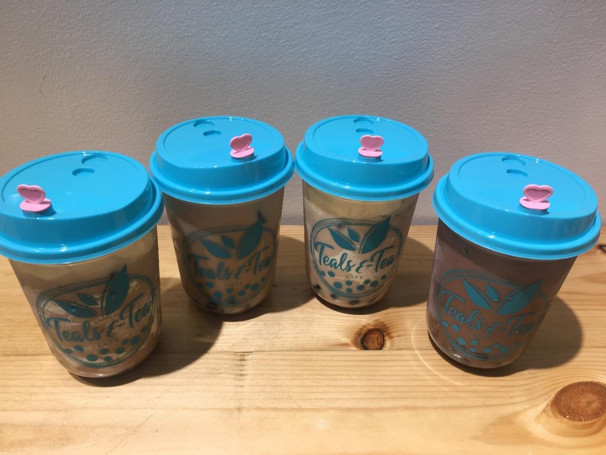 Teals & Tea Cafe, SantaLucia