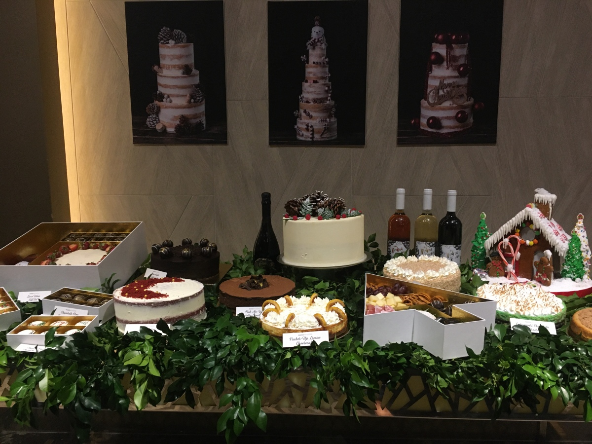 Naked Patisserie launches Naked Spreads, Party Trays, and Gift Sets in time for theHolidays