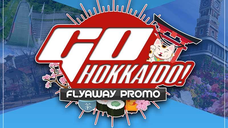 SKY to raffle off Hokkaido, Japan trip fortwo