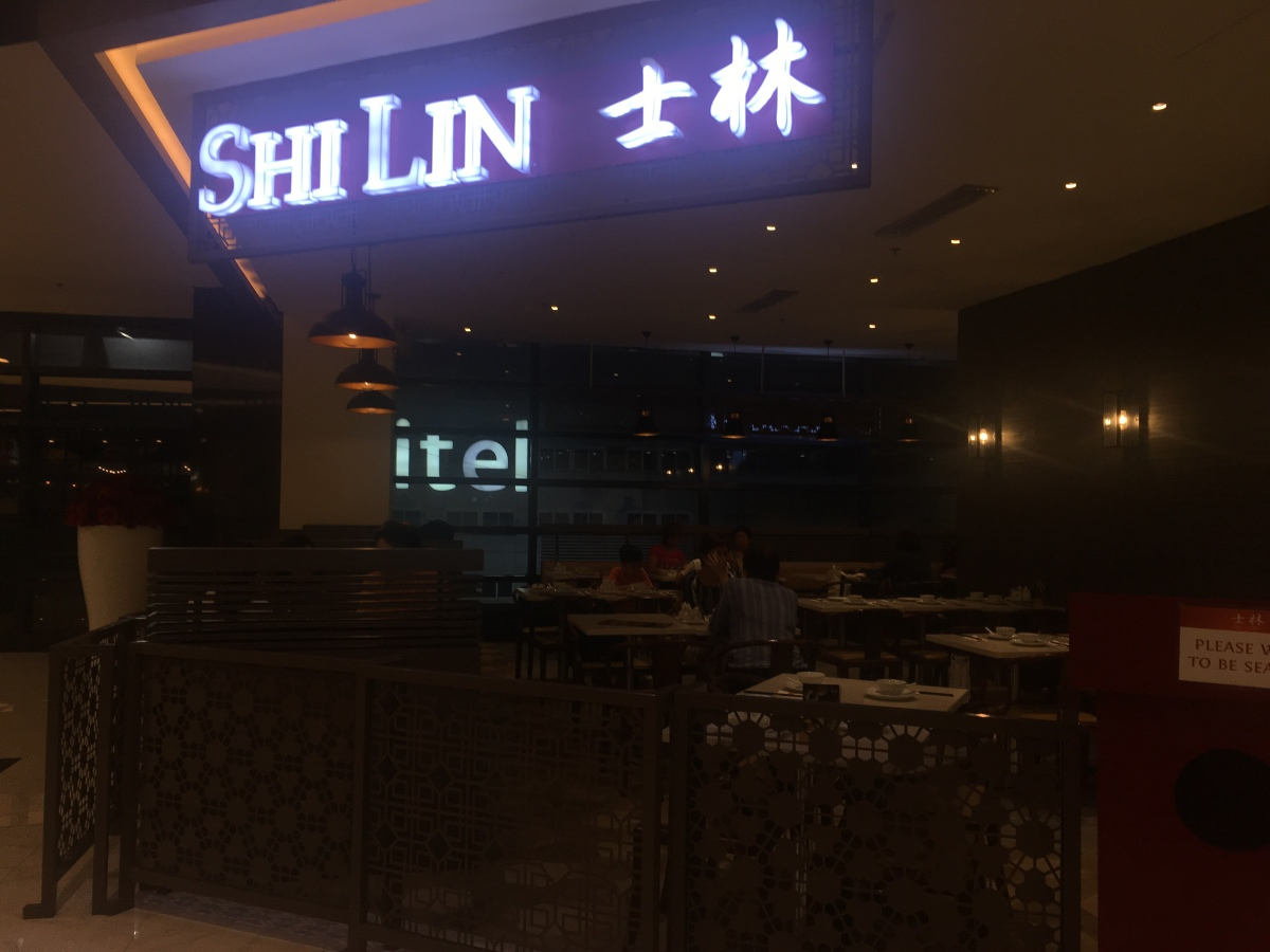 Shi Lin, RobinsonsGalleria