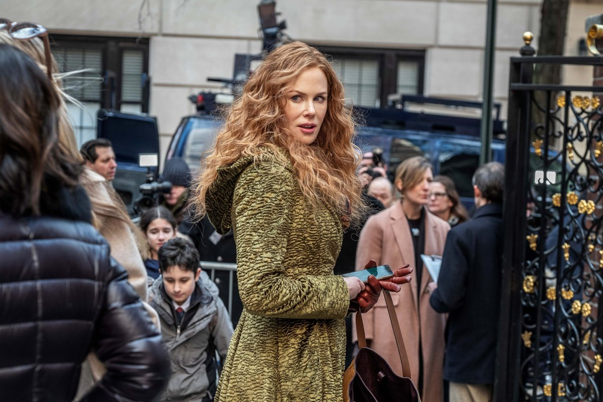 New HBO limited series THE UNDOING, starring Nicole Kidman and Hugh Grant, debuts this May