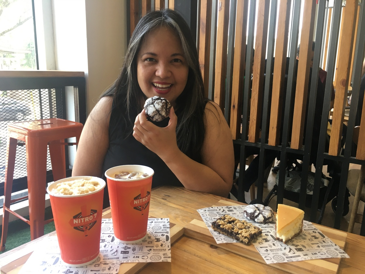 Nitro 7 Coffee & Tea Bar, SM Pasig