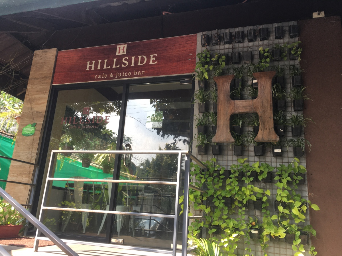Healthy choices and fresh flavors at Hillside Cafe & Juice Bar,Paligsahan