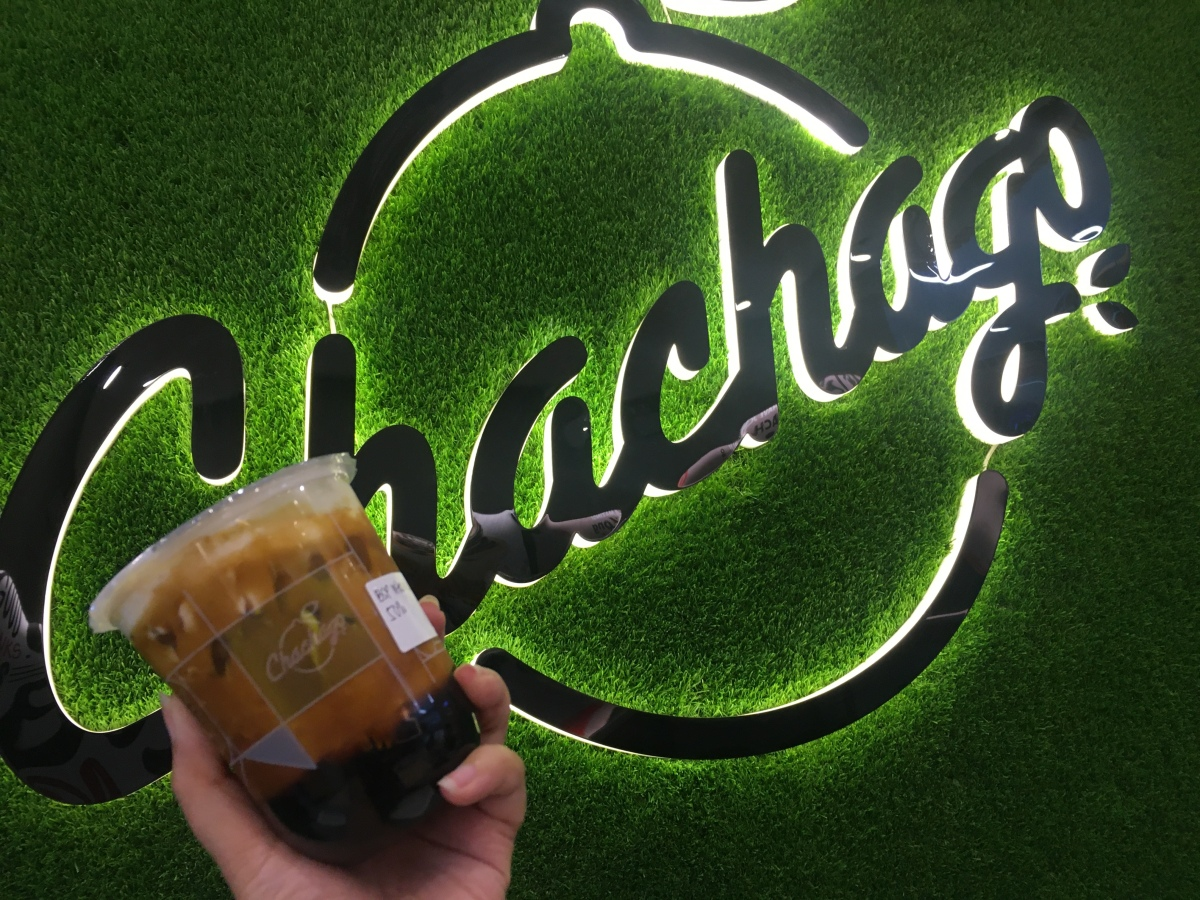Time to refresh with Chachago'sdrinks