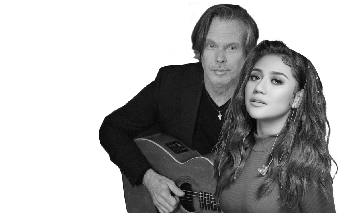 """Rick Price and Morissette put a new spin on the classic ballad """"HeavenKnows"""""""