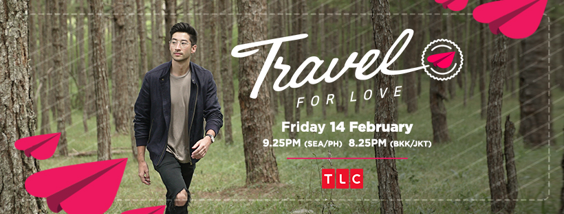 New TLC series TRAVEL FOR LOVE premieres on Valentine's Day