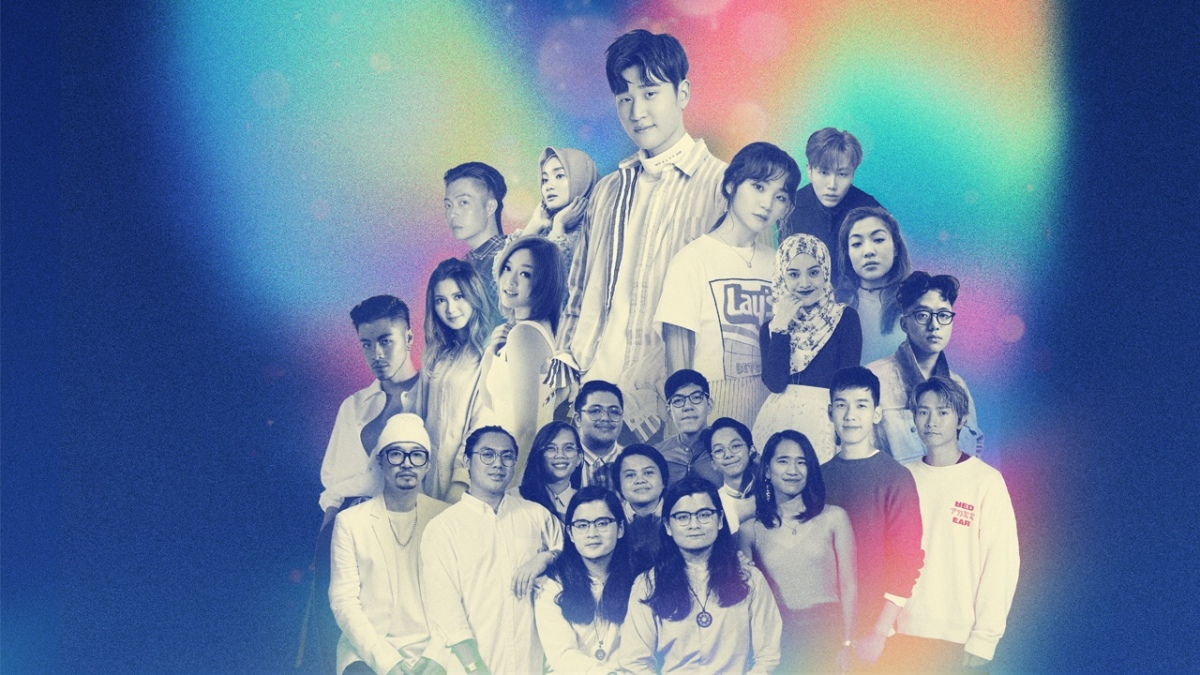 """Ben&Ben joins Eric Chou and other Sony Music Asia artists on """"ForeverBeautiful"""""""