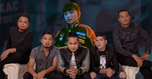 6cyclemind and Sony Music PH ink coversproject