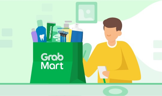 Grab launches on-demand grocery service to help deliver essential needs of Filipinos