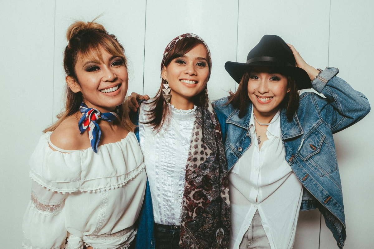 Aia, Barbie and Kitchie to hold online concert for the benefit of music venueworkers
