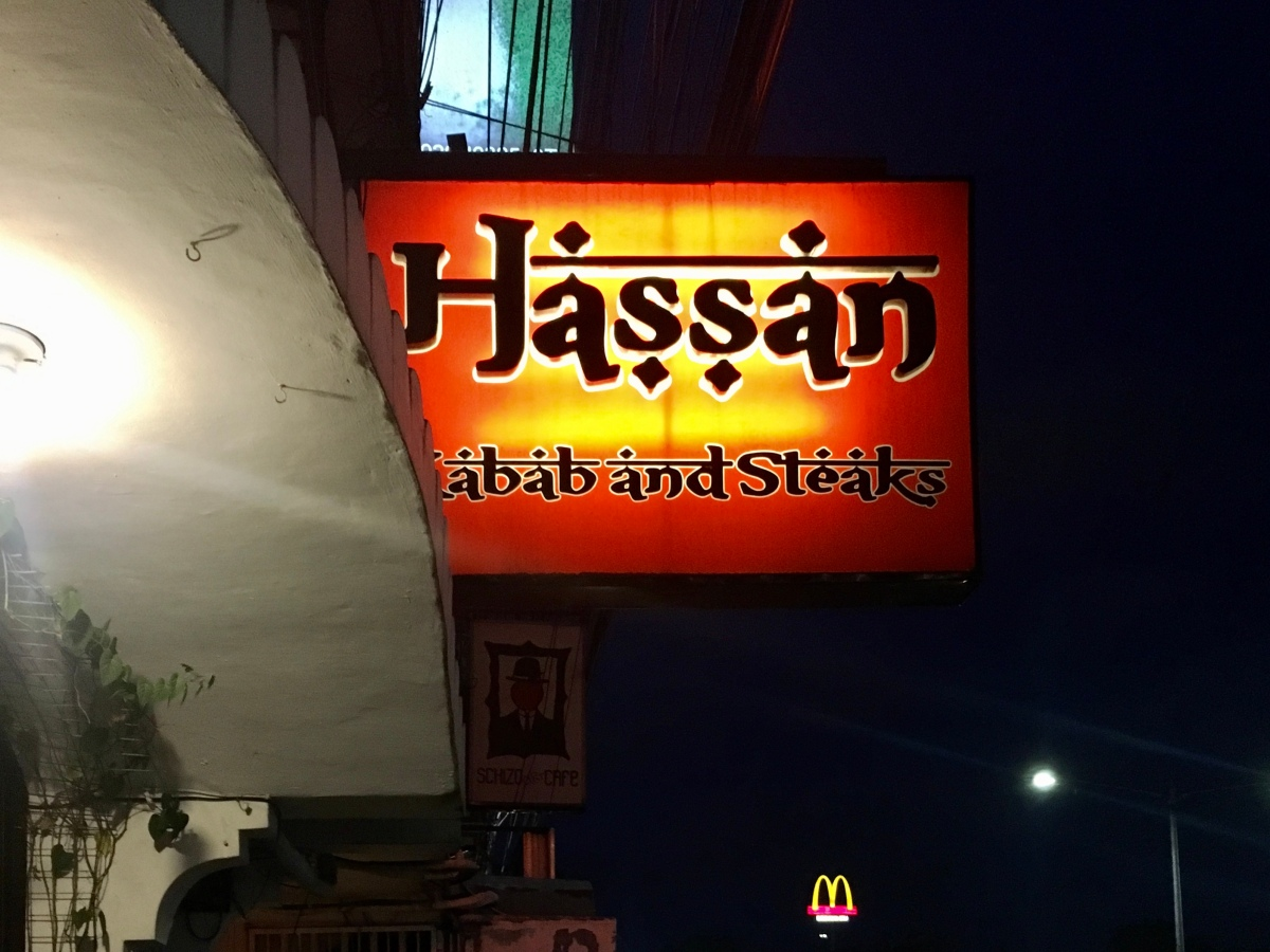 Hassan Kababs & Steaks,Katipunan