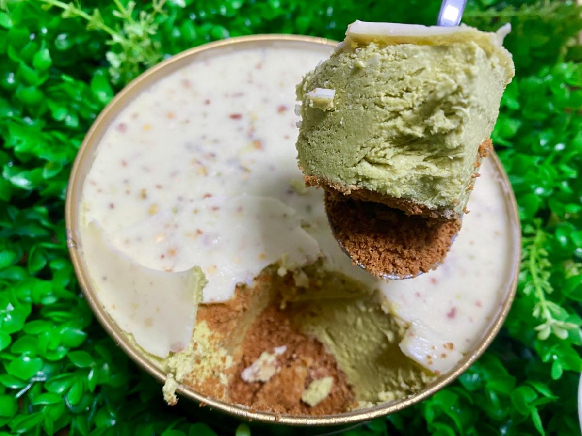 Avocado Ice Cream Cheesecake fromAvocadoria.PH