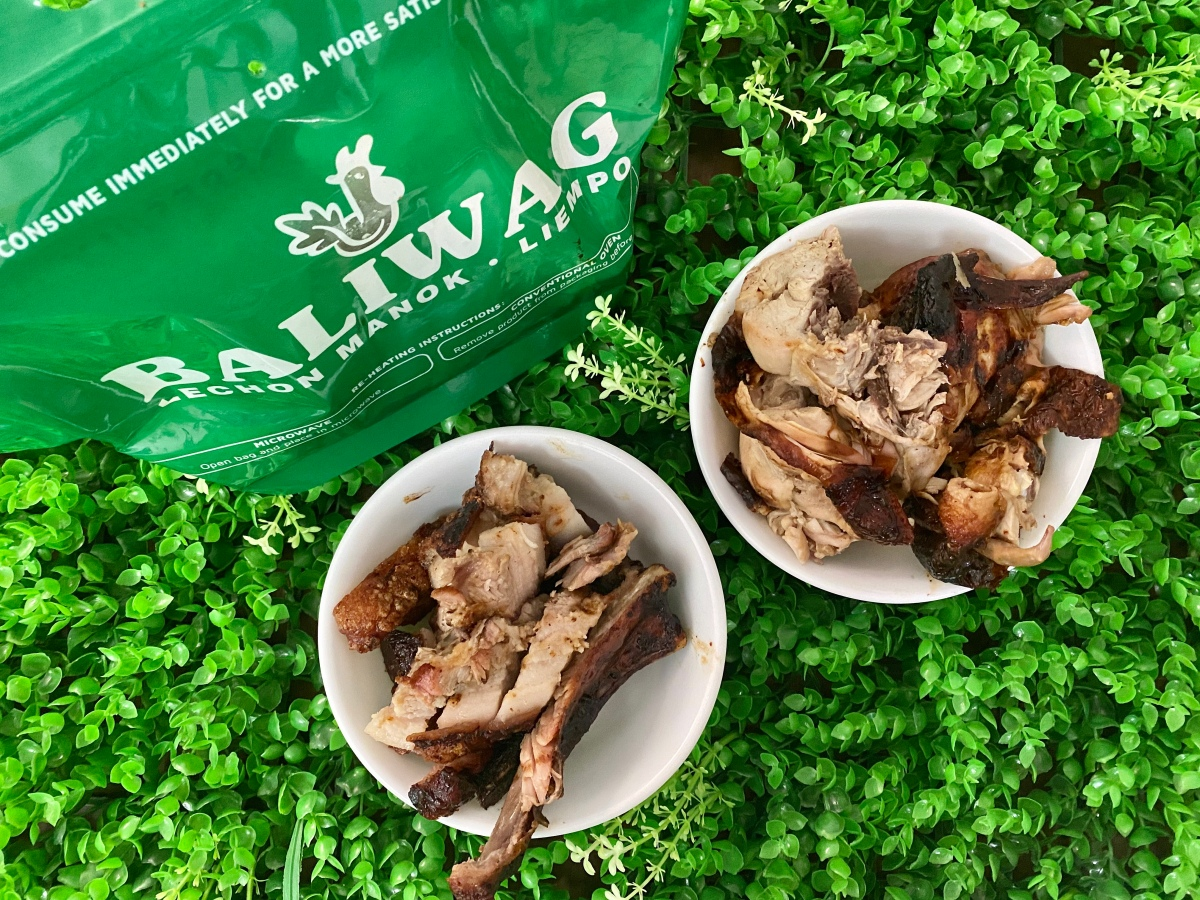 Momshie, grab a takeout fromBaliwag