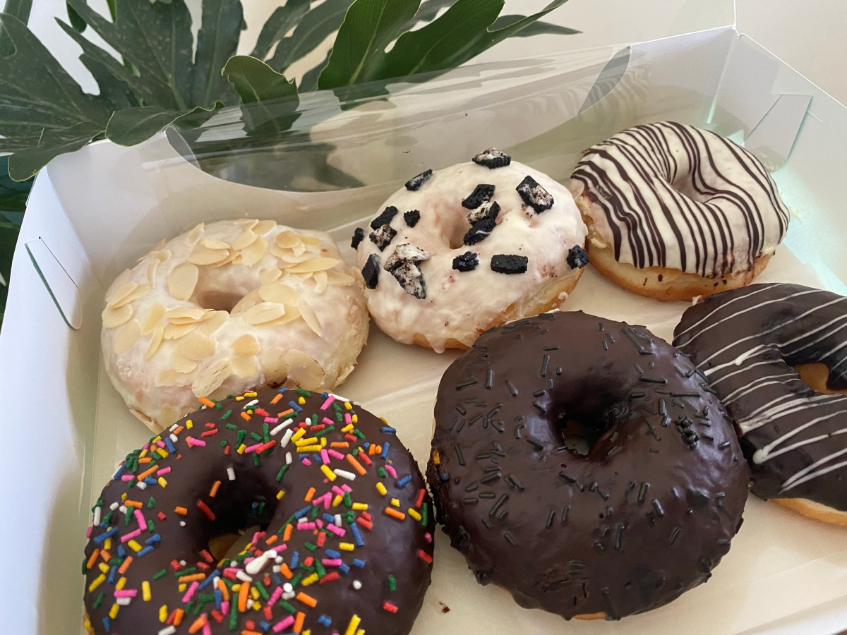 Baked Donuts from Bake My Day, Libis