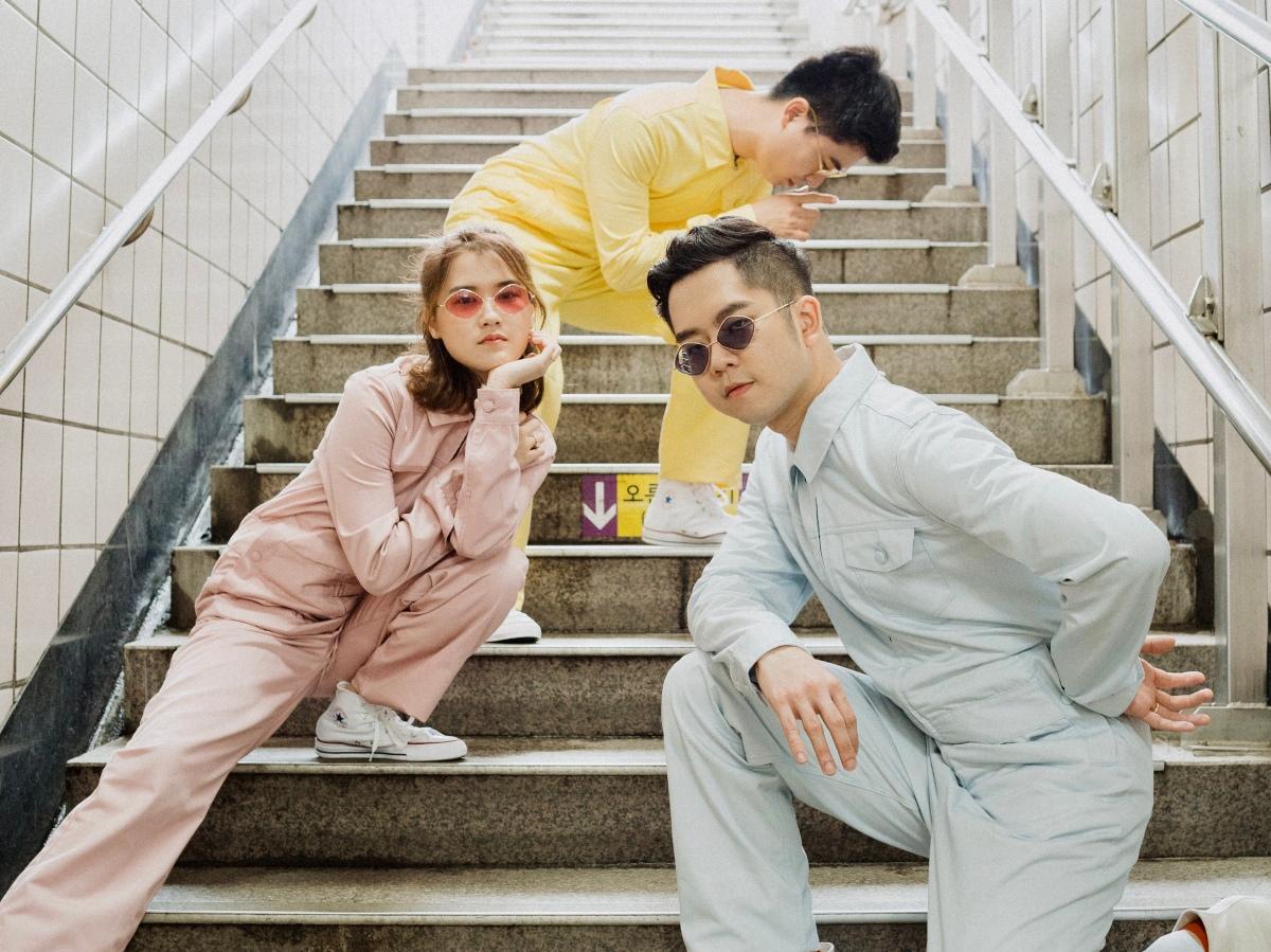 HubbaBubbas teams up with Korean indie star Kwak Pareunhaneul on newsingle