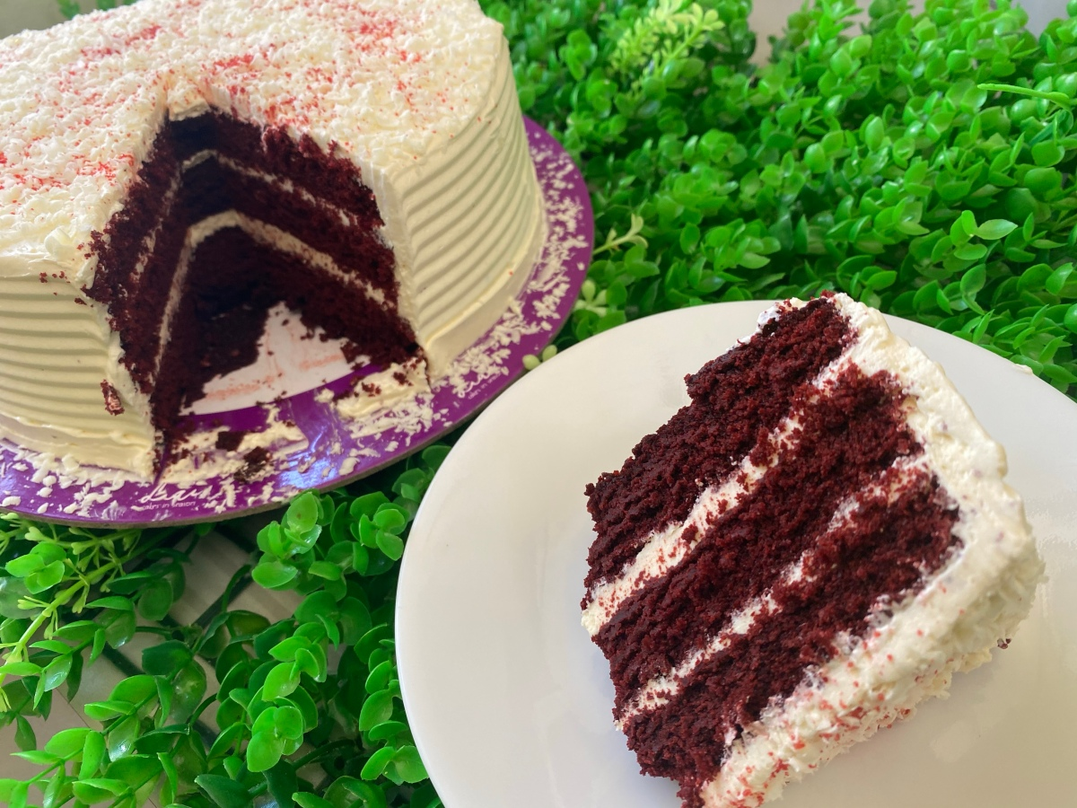 Red Velvet Cake from Lia's Cakes in Season
