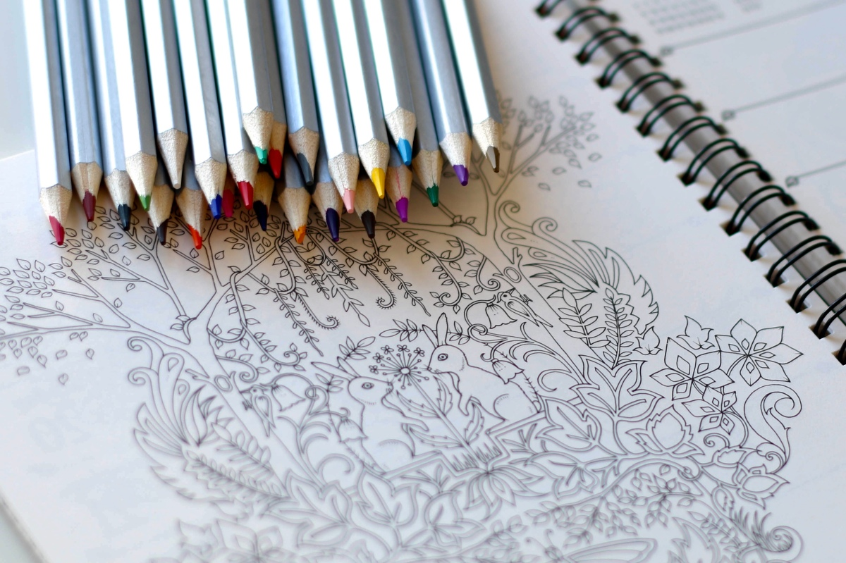 Three reasons to take up coloring books as your quarantine hobby