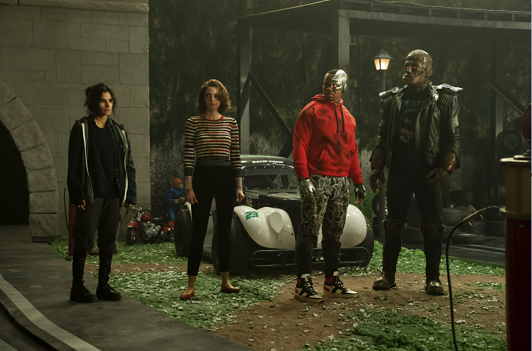 Two seasons of Doom Patrol to premiere exclusively on HBO GO