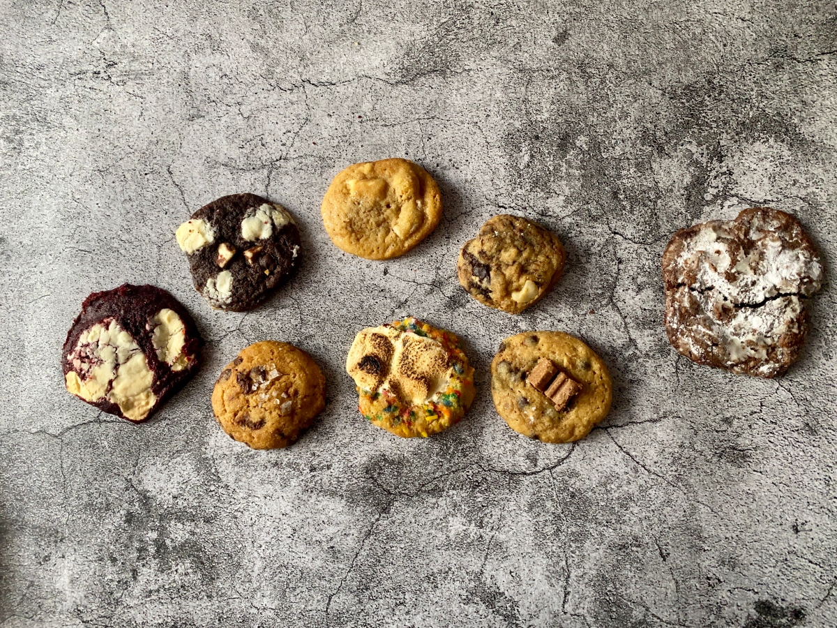 Have a box of good cheer with MDJCookies