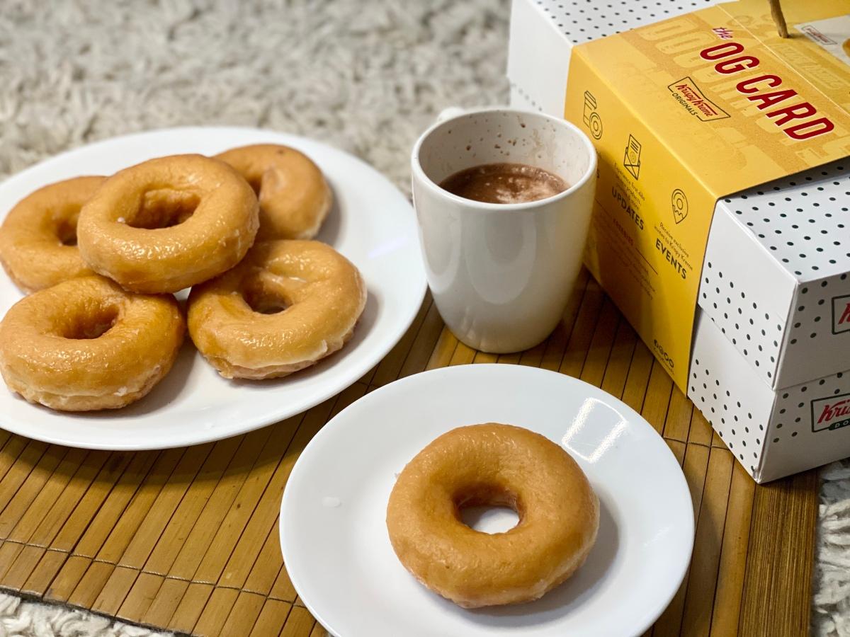 Krispy Kreme OGs for International DonutDay