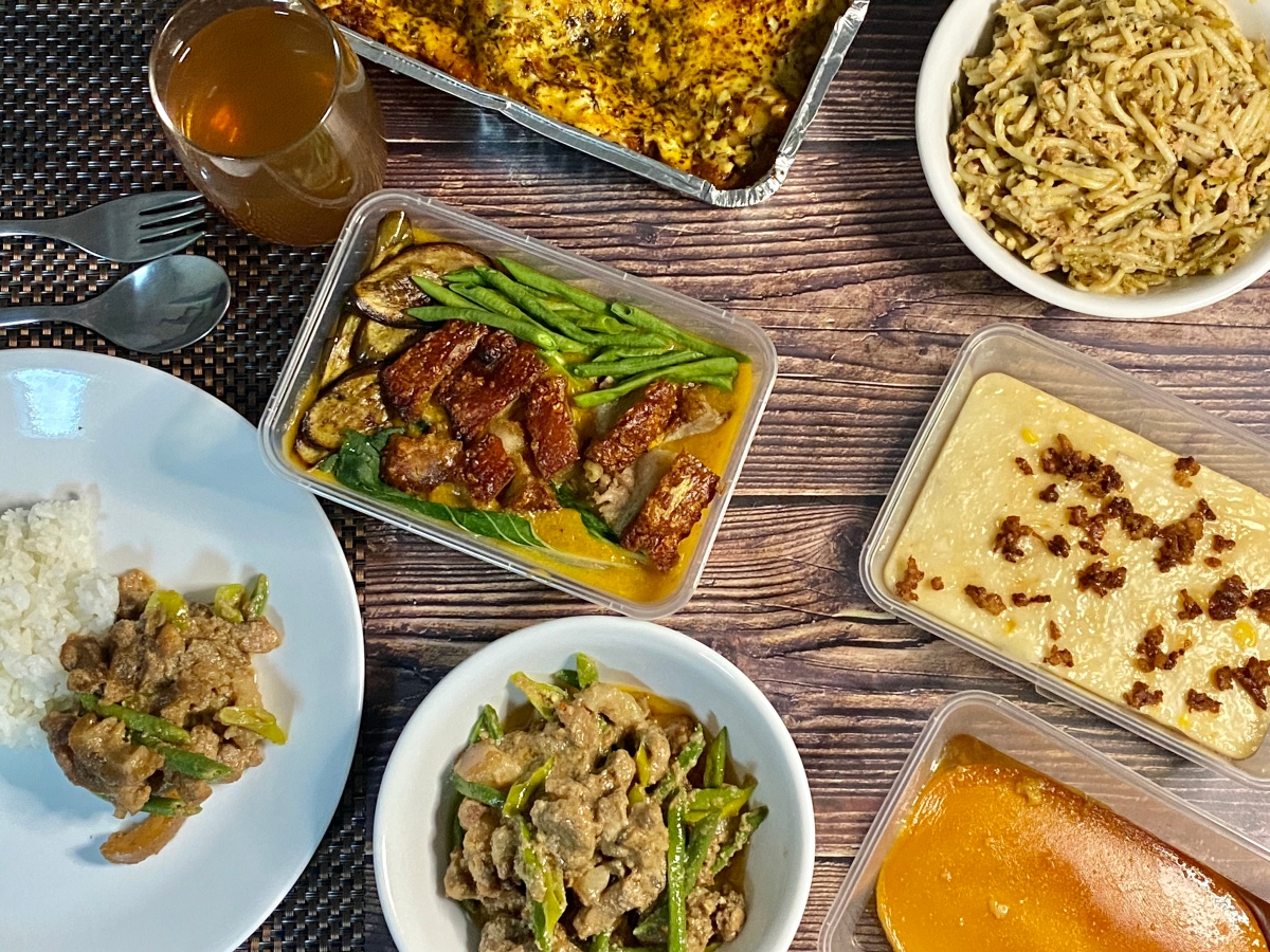 Leave the cooking up to ALPHA's Kitchen HomeDelivery