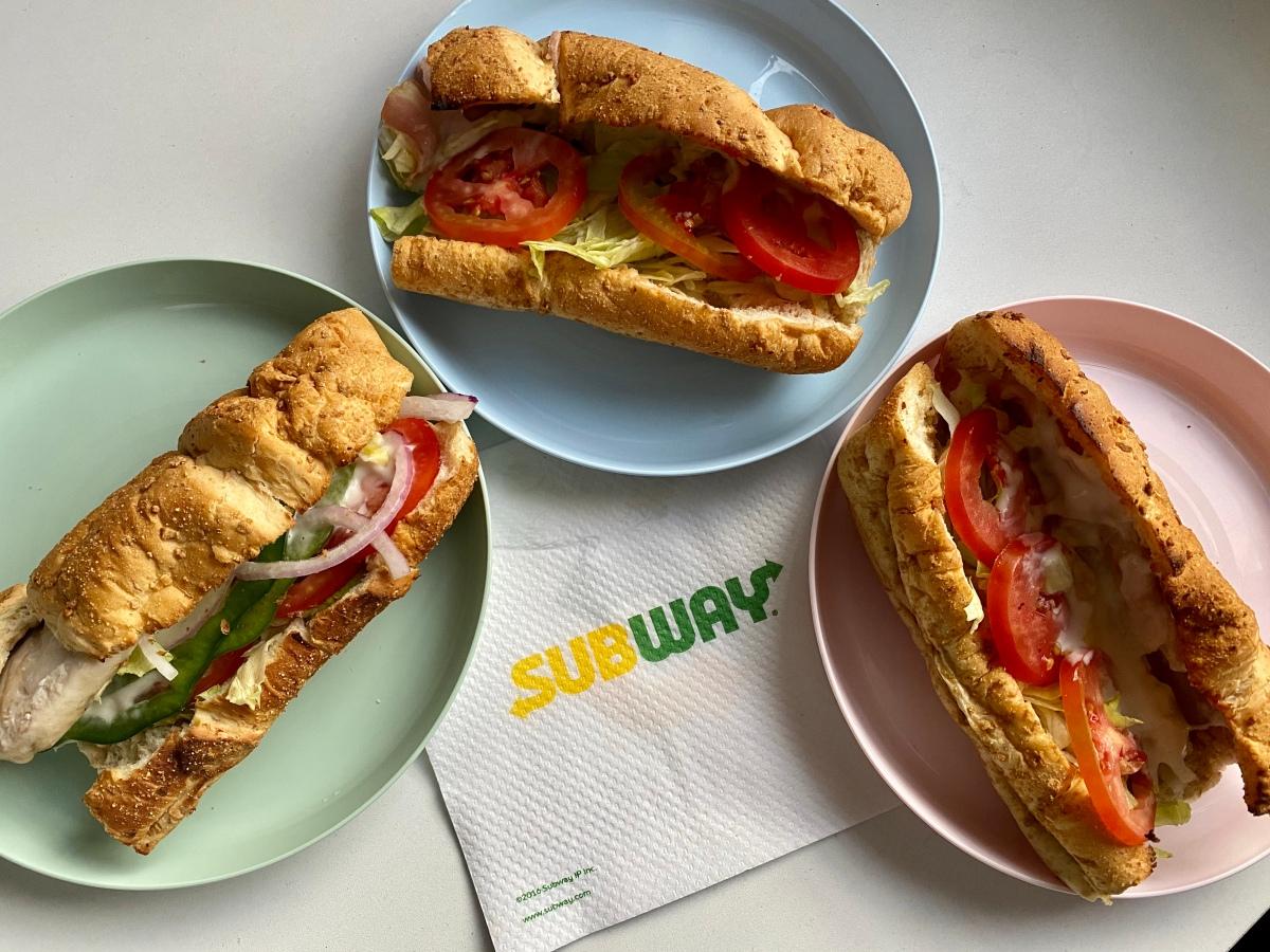 A Subway SnackAttack