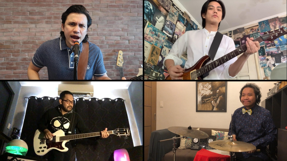"Sponge Cola signs to Sony Music, releases new song ""Lumipas Ang Tag-Araw"""