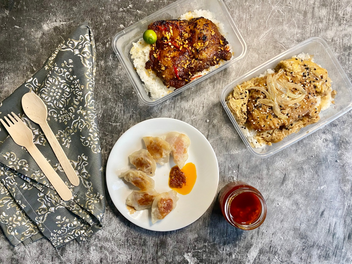 No-stress meal from Jampax FoodsDelivery