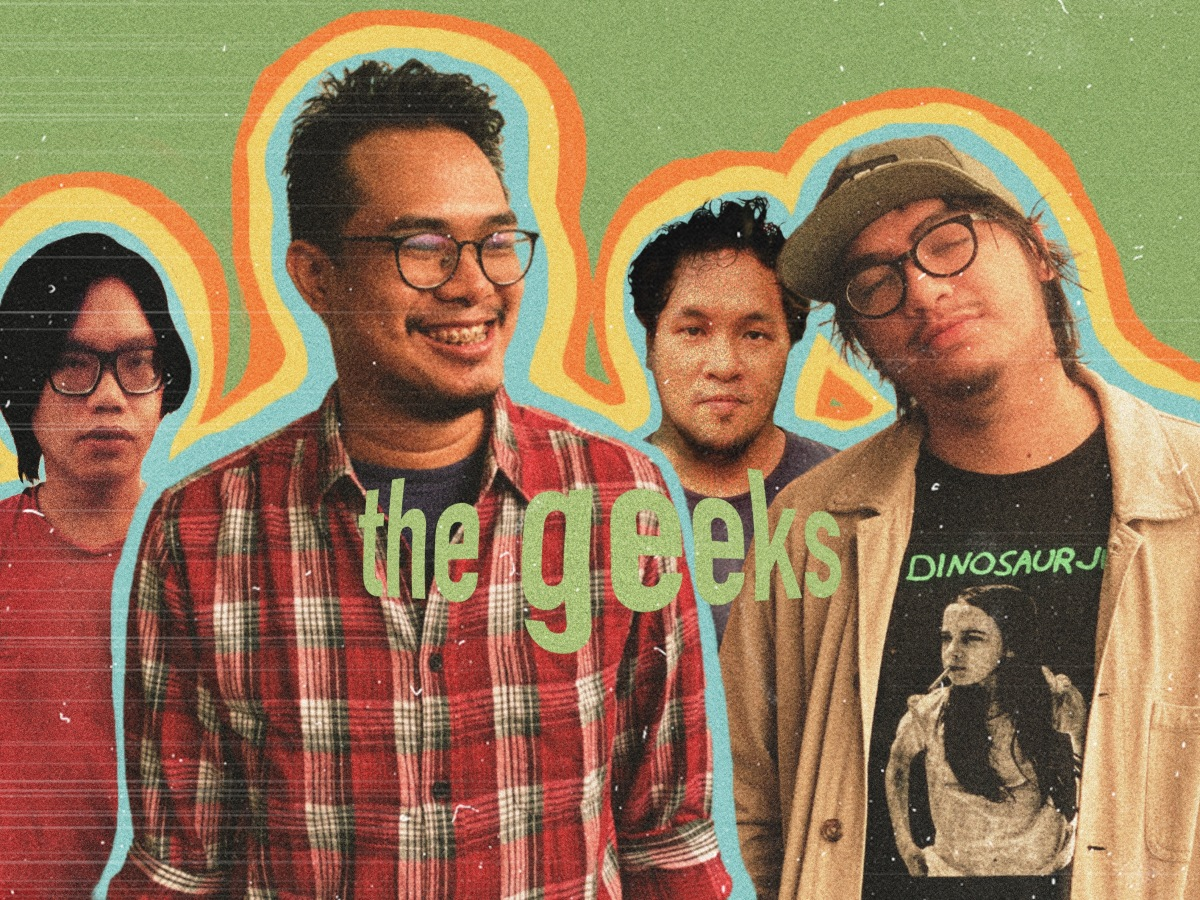 "The Geeks return with new single ""The First Time"""