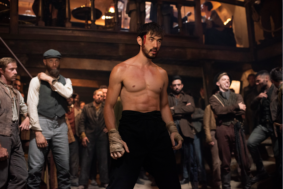 WARRIOR season 2 debuts on 3 October exclusively on HBO GO and CINEMAX