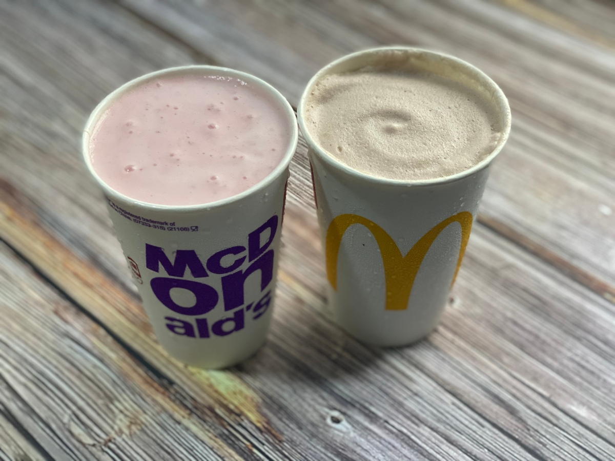 McDo shakes are here to stay!