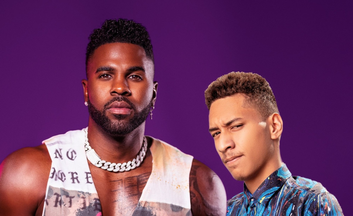 "Global superstar Jason Derulo teams up with Nuka on future pop smash ""Love Not War"""