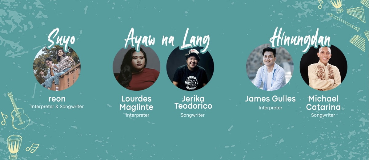 Embracing the Global Potential of Visayan Pop: PhilPop 2020 Introduces Second Batch ofSongs