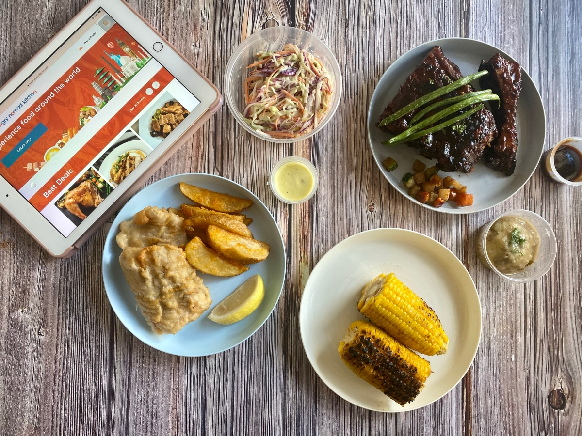 Take flight with varied cuisines from Hungry NomadKitchen